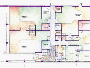 Alice St. Floor Plan