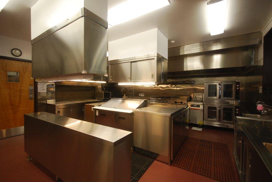 Hayward Senior Center Kitchen 15