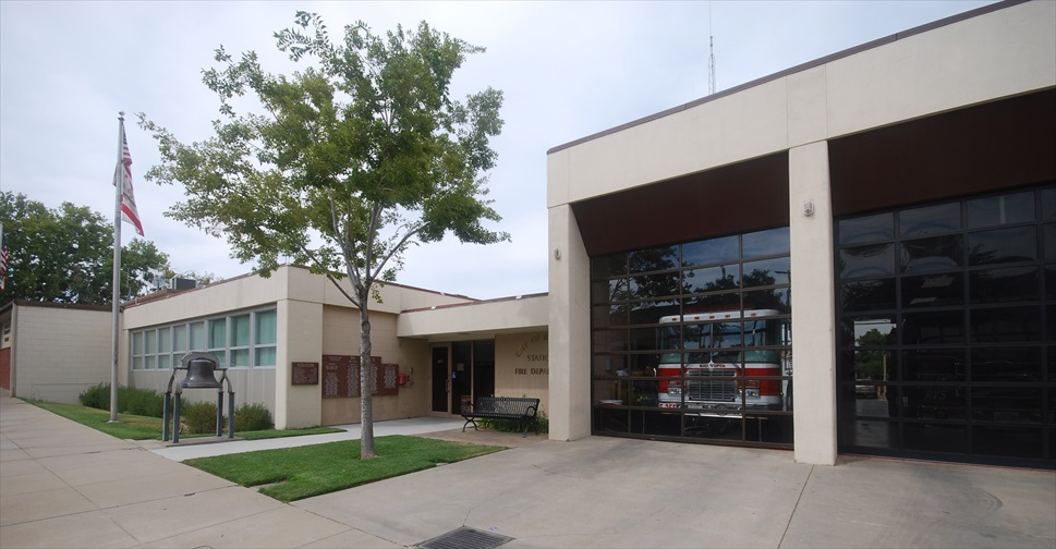 Fire Station Renovation Rio Vista G U T I E R R E Z A