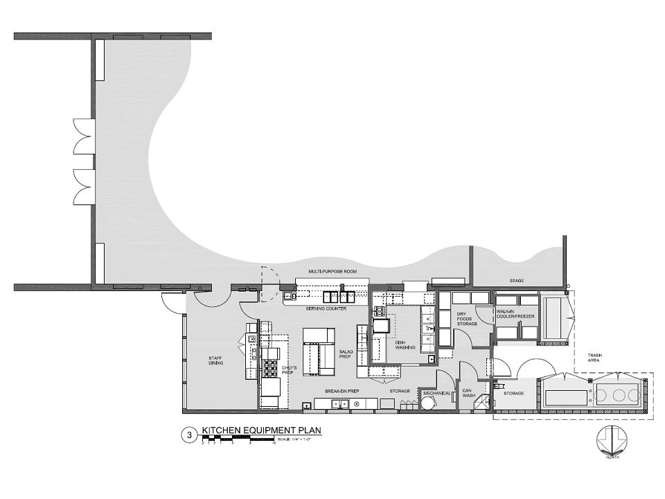 floorplan kitchen