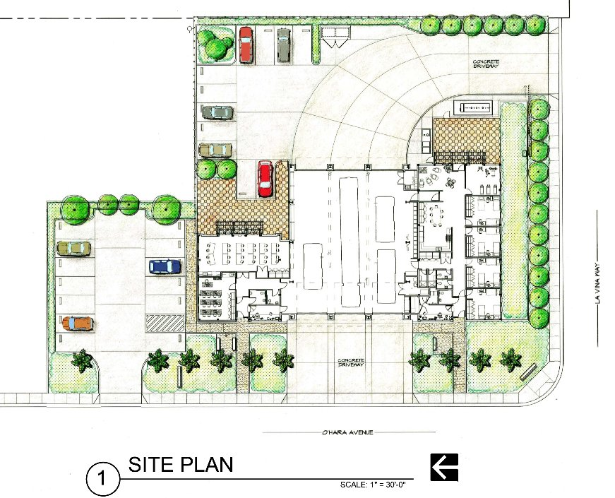 Fire station on pinterest fire site plans and floor plans Floor plan design website